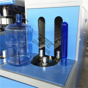 Semi Automatic 120bph Pet Water Bottle Making Machine, Plastic Blowing Machine Price pictures & photos