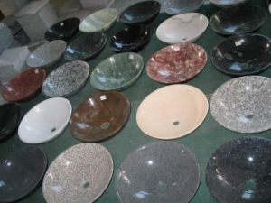 Stone Round Basin & Sink pictures & photos