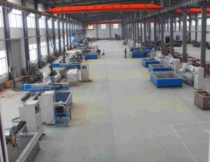 CNC Waterjet Machine, CNC Cutting Machine (SQ2515) pictures & photos