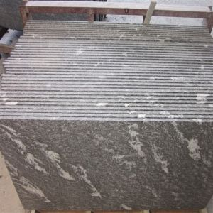 Snow Grey Granite Stone Engineering Veneer