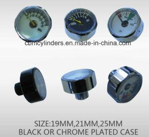 Mini Manometers (Pressure Gauges) pictures & photos