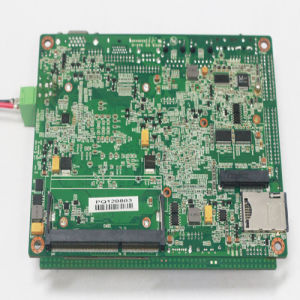 Mini PC Board Linux Slot Machine Motherboard Support I3-2310m Processor pictures & photos