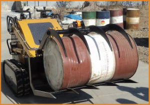 Mini Skid Steer Loader with Diesel Engine Rubber Tracks Italy Hydraulic System pictures & photos