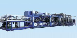 Semi-Servo Motor Control Baby Diaper Machine (JX-400BD-SS)