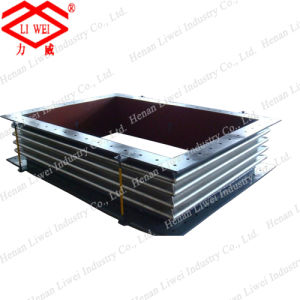 Rectangular Stainless Steel Expansion Joints