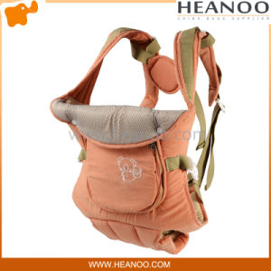 Fabric Most Popular Safest Recommended 100% Cotton Infant Carrier Backpack pictures & photos