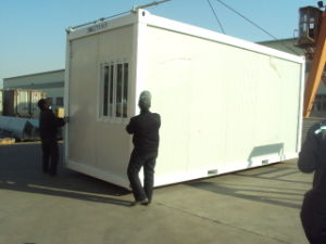 Flat Packaged Container House for Sale with ISO, CE, SGS Certification pictures & photos