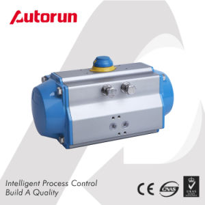 Wenzhou Supplier Double Acting Quarter Turn Pneumatic Actuator pictures & photos