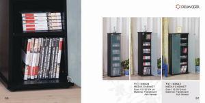 Wooden Media Cabinet (YC-08041 YC-08042)