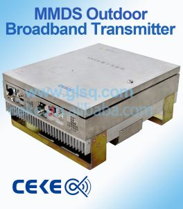 Terrestrial Digital TV MMDS Transmitter (CKMB-20)