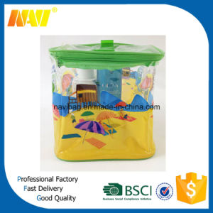 UV Printing Clear Makeup Bag for Promotion pictures & photos