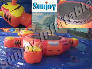 2010 Inflatable Trampoline, Water Trampoline, Tiger Trampoline