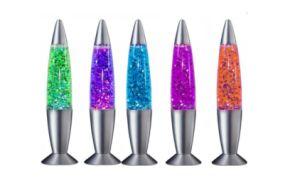 USB Rocket Sequin Lava Lamp pictures & photos