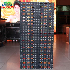 P10.416 HD LED Curtain Display for High End Stage, Event, Club pictures & photos