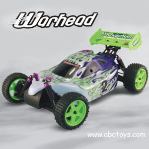 1: 10th Scale Nitro off Road Buggy - Two Speed (GB-10106)