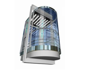 Panoramic Elevator, Sightseeing Elevator with Small Machine Room (XNG-005) pictures & photos