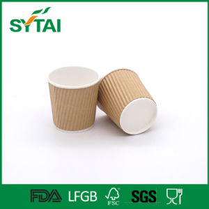 8oz 12oz 16oz Double Wall Takeway Coffee Paper Cup Disposable Paper Cup pictures & photos
