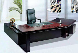 Hot Selling Wood Table Manager Desk Office Furniture pictures & photos