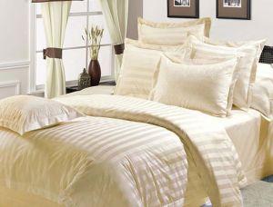 2016 100%Cotton Jacquard Bedding Set pictures & photos