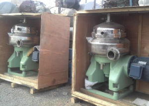 Second Hand Westfalia Centrifugal Separator AG D-59302, Type Ca365 (1996YEAR) pictures & photos