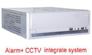 Telephone Home Alarm System + DVR System (SV-EVS2004)