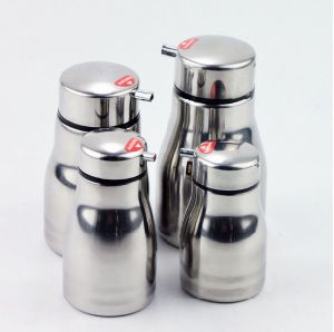 Stainless Steel Soy Sauce Bottle (JX-035)