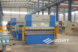 Hydraulic Plate Bending Machine (WC67Y) pictures & photos