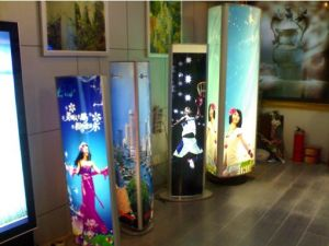 Display LED Light Box
