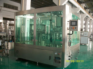 Washing-Filling-Capping 3in1 Monobloc Bottled Water Filling Machine (CGF) pictures & photos