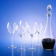 Wholesale Supermarket Decal Wine Glass Set pictures & photos