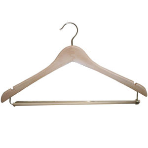 Wooden Coat Hanger (LM-7702)