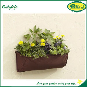 Onlylife Home Garden Decoration Vertical Wall Planter with Multi Pockets pictures & photos