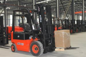2ton AC Electric Forklift Truck with CE and ISO (CPD20J)