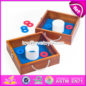 Top Fashion Kids and Adults Wooden Outdoor Games W01A210 pictures & photos