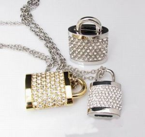Jewelry USB Flash Drive 1GB 2GB 4GB 8GB Full Capacity