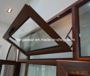 Wanjia Aluminum Casement Window (WJ-Alu-W09)