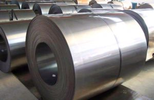 Continuously Annealed Cold Rolled Steel Strip (Q345)