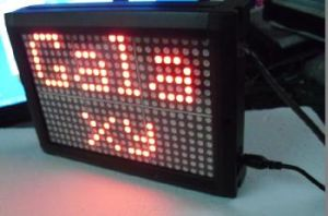 LED Screen (indoor pixel pitch 7.62mm LED screen)