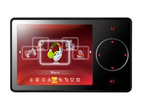 2.4 Inch TFT Screen Touch -Keypad Function MP4 Player (KF-4-028)
