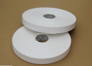 Oeko-Tex Approved Coated Nylon Taffeta Label Ribbon