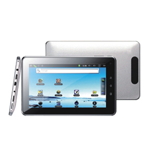 """7"""" Inch Rockchip 2906 1gmhz Android Tablet PC (JS-MID702)"""