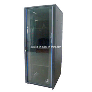 Network Cabinet Uses Cold Rolled Steel Materials (eTEM8942)