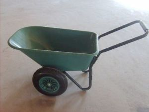 Manufacture Wheelbarrow Wb5002p in Jiaonan City of China pictures & photos