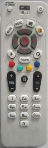 High Quality TV Remote Control (RD-4) pictures & photos