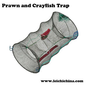 Wholesale Collapsible Prawn Trap and Crayfish Traps pictures & photos
