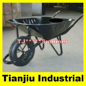 Agricultural Galvanised Wb6400 Wheel Barrow Manufactory pictures & photos