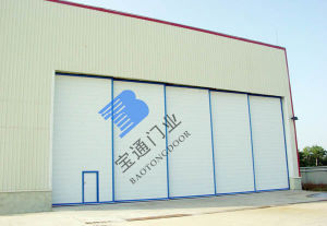 Sliding Industrial Door (H010)
