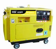 Welding Generator (SW5000SE) Silent Type pictures & photos