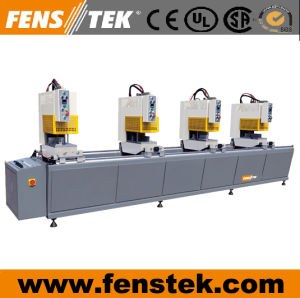 PVC/ UPVC Window Macherypvc Window & Door Machinery /Fabrication Machine/ Four Head Welding Window Machine (HTW4SA120)