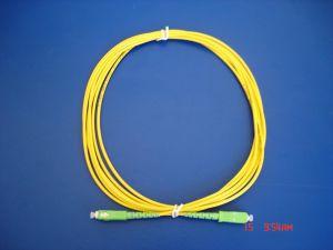 SC/APC SM Simplex Patch Cord